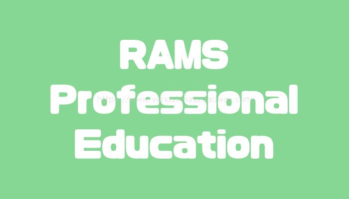ラムズ付属の声優養成所「RAMS Professional Education」